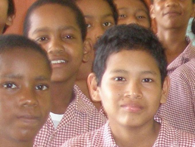 Atkinson School, Papillote Press, Dominica