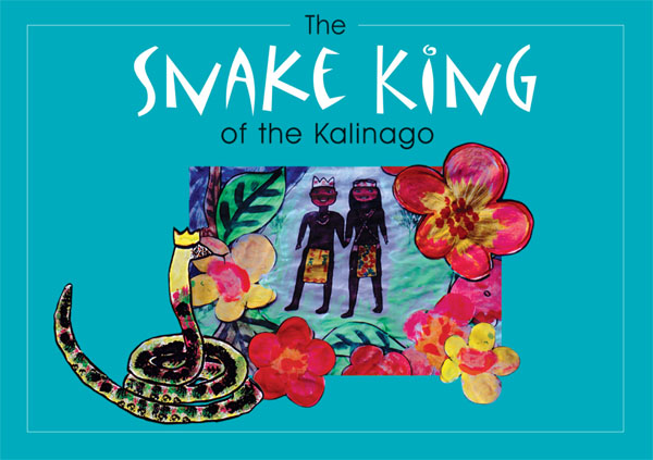 The Snake King of the Kalinago, Papillote Press, Dominica