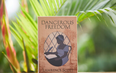 Launch of Dangerous Freedom by Lawrence Scott