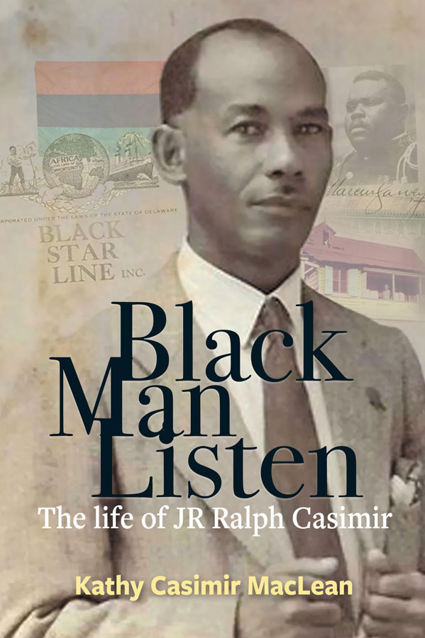 Book cover for White River Blues, Papillote Press, Dominica