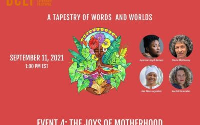 Papillote Press authors at Brooklyn Caribbean Lit Fest